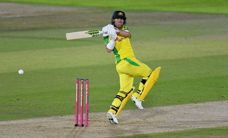 David Warner is part of the Australian squad for the ICC T20 World Cup 2021