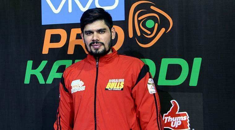 Rohit Kumar debuted with Patna Pirates back in Season 3.