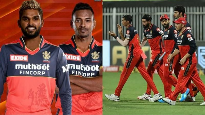 Wanindu Hasaranga and Dushmantha Chameera will play for the Royal Challengers Bangalore in the second phase of IPL 2021 (Image Source: Instagram)