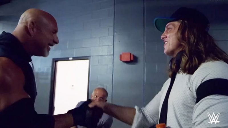 Goldberg and Riddle
