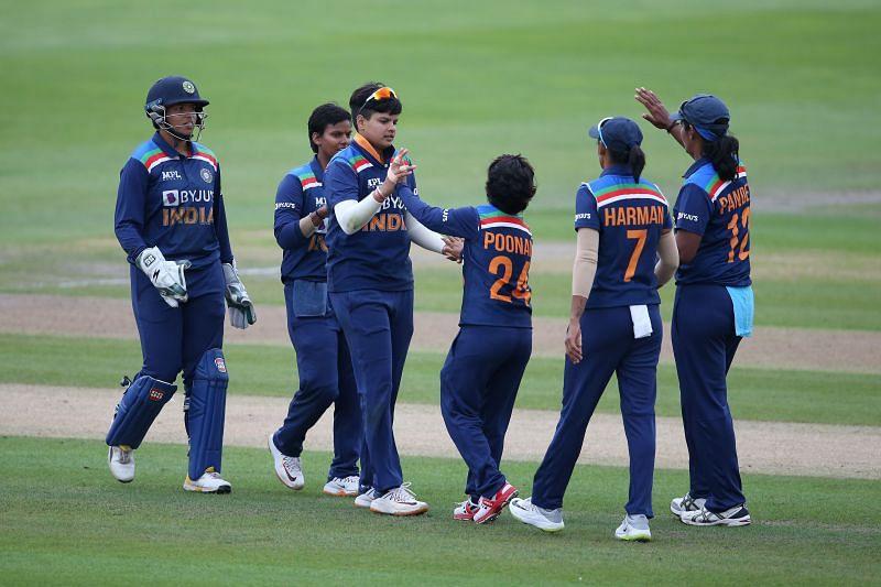 England v India - Women's Second T20 International