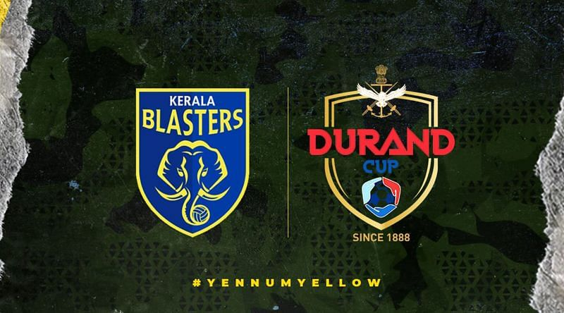 Kerala Blasters to make Durand Cup debut. (©Kerala Blasters/Twitter)