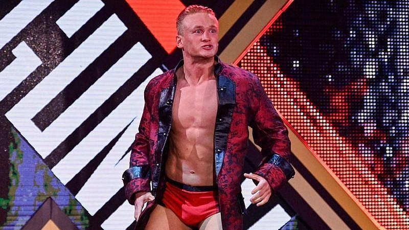Ilja Dragunov NXT UK Champion