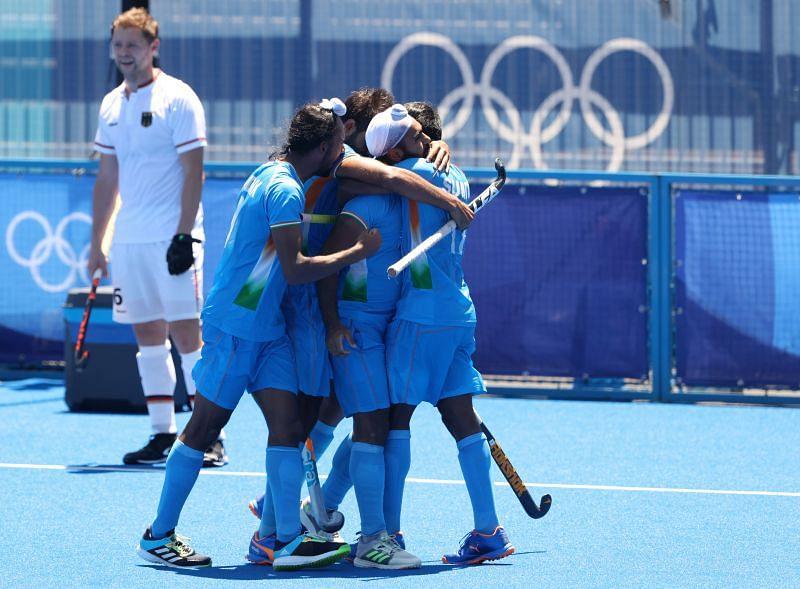 Germany v India - Hockey - Olympics: Day 13