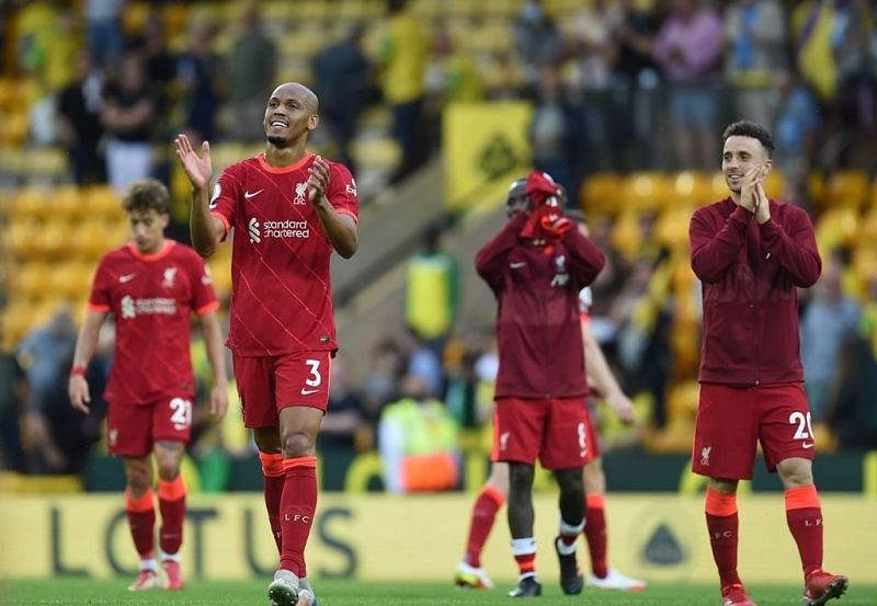Liverpool will face Burnley in the Premier League next.