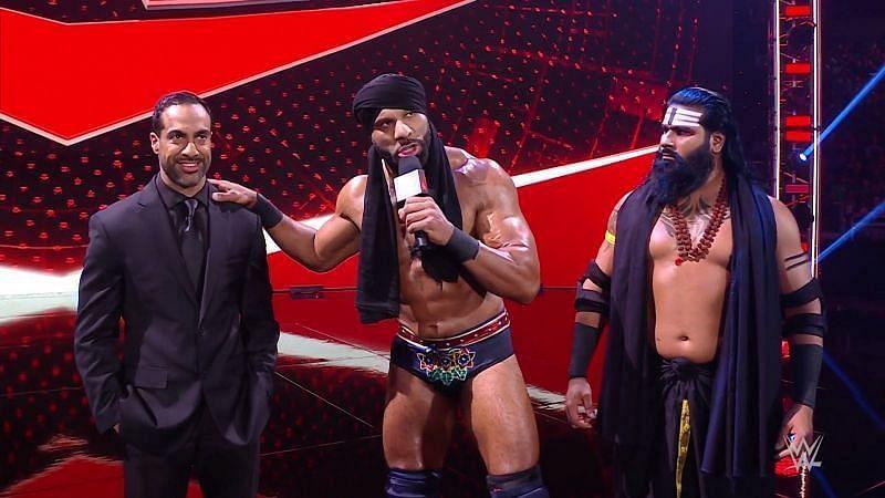 इस हफ्ते Raw में भारतीय सुपरस्टार्स को हार का सामना करना पड़ा था