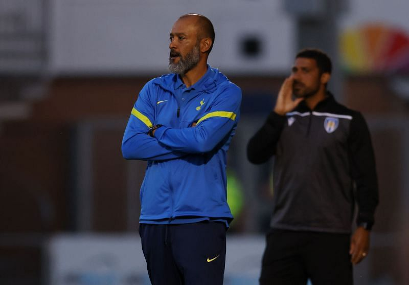 Tottenham made a mess of their mangerial search before appointing Nuno