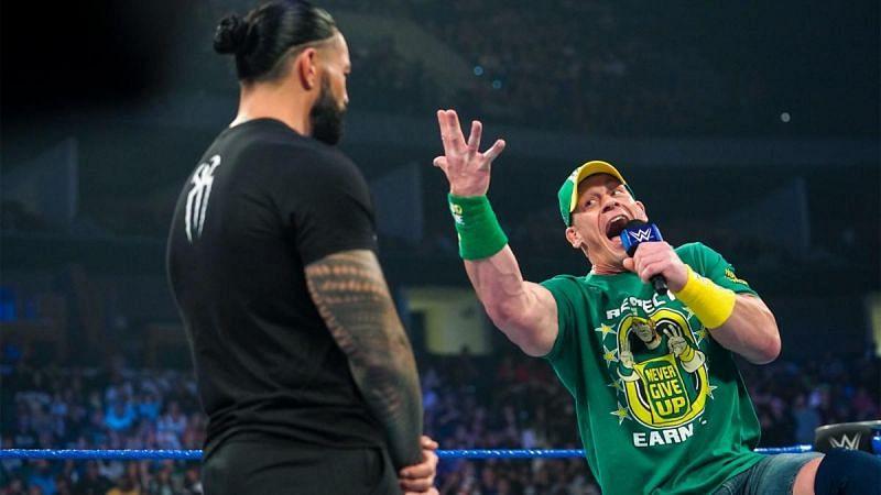 WWE सुपरस्टार रोमन रेंस और ज़न