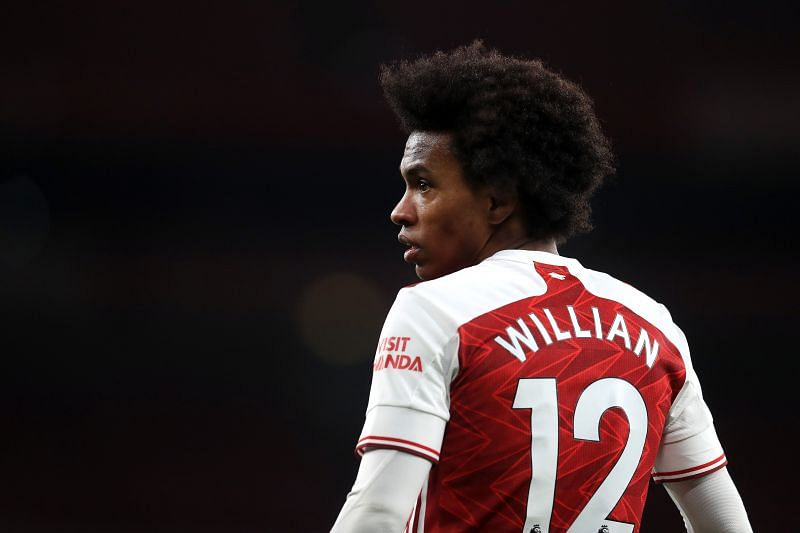 Willian is all set to leave Arsenal this summer