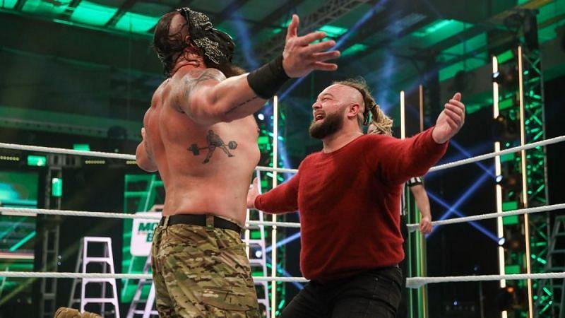 ब्रॉन स्ट्रोमैन के साथ-साथ अब ब्रे वायट भी WWE का हिस्सा नही हैं