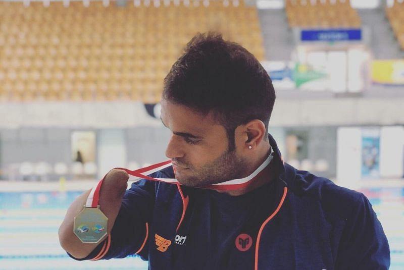 Suyash Jadhav (Credits:Suyash Jadhav / Twitter)