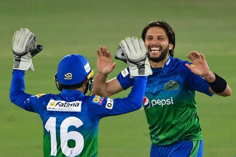 Shahid Afridi wishes to switch franchises for the upcoming edition of the PSL