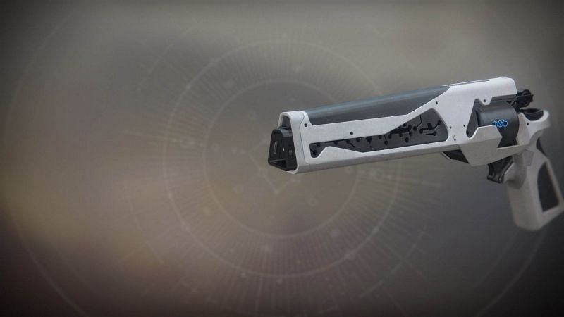 The Legendary Hand Cannon, Judgment (Image via Bungie)