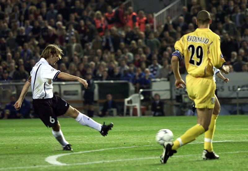 Valencia cruised smoothly under the guidance of their captain Mendieta but never won a UCL