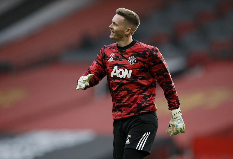 Dean Henderson has replaced David de Gea as the first-choice goalkeeper at Manchester United.