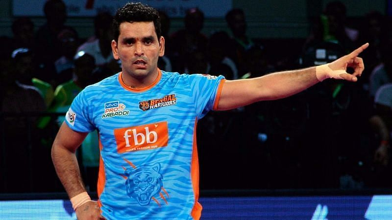 Surjeet Singh is a premier defender who will go under the hammer at PKL Auction 2021.