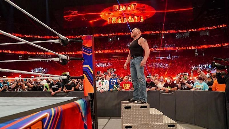 WWE SummerSlam 2021ने रचा नया इतिहास