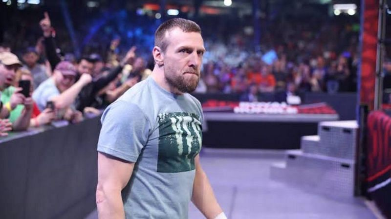 पूर्व WWE सुपरस्टार डेनियल ब्रायन