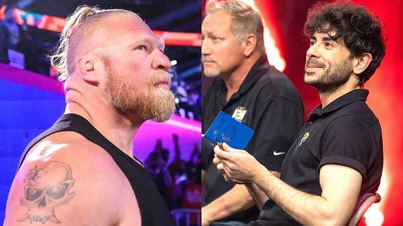 WWE दिग्गज ब्रॉक लैसनर को लेकर बड़ा अपडेट