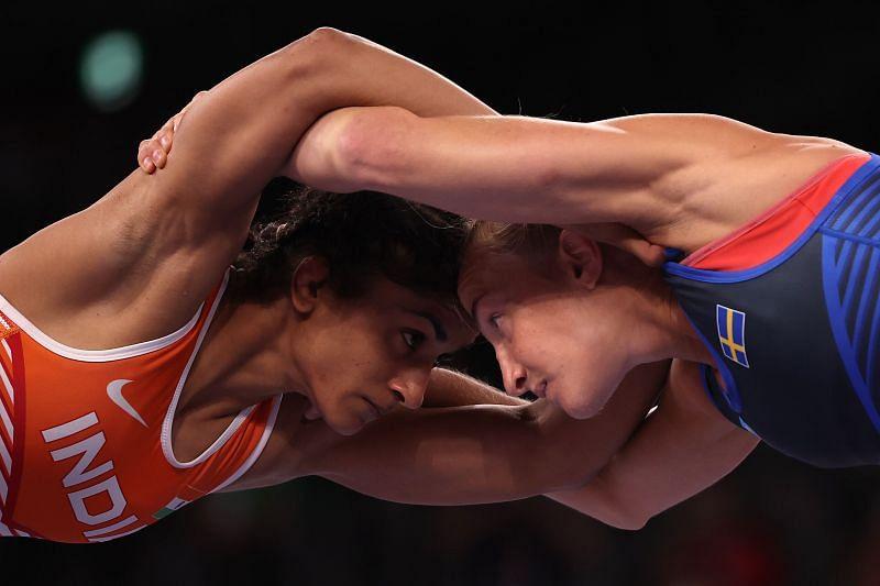Wrestling - Olympics