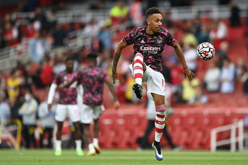 Manchester City have identified Pierre-Emerick Aubameyang as Harry Kane alternative