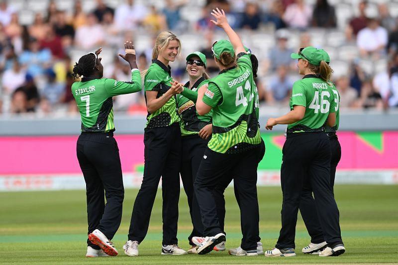 London Spirit Women v Southern Brave Women - The Hundred