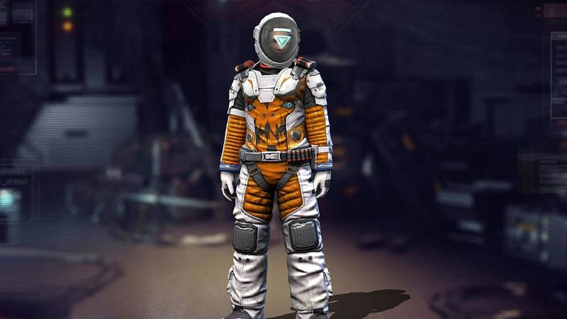 Astronaut Pack is one of the rewards up for grabs (Image via Free Fire)