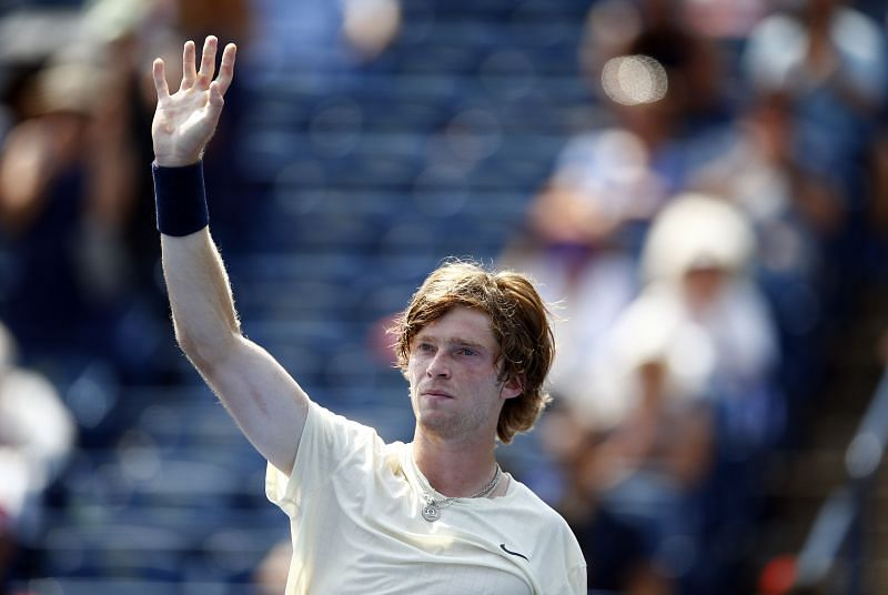 Andrey Rublev has his task cut out.