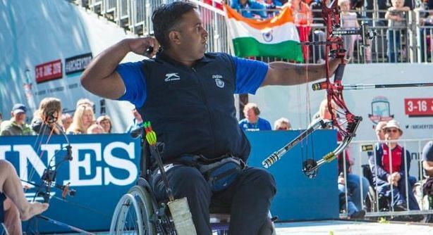 Archer Rakesh Kumar bows out of the 2021 Paralympics after losing in the QF!
