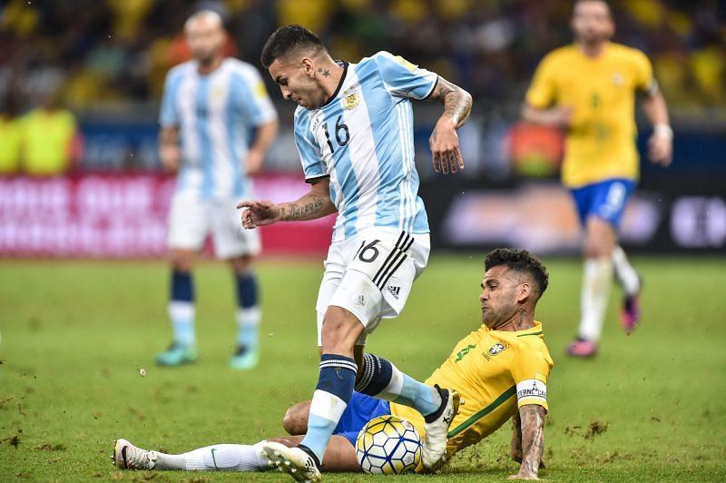Brasil vs Argentina - Clasificatorios a la Copa Mundial de la FIFA Rusia 2018 ™