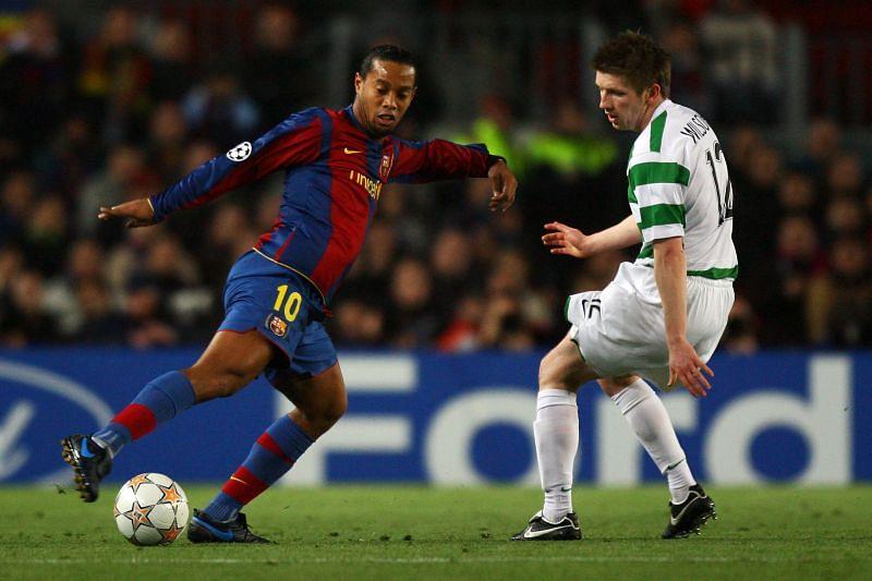 Barcelona v Celtic - UEFA Champions League