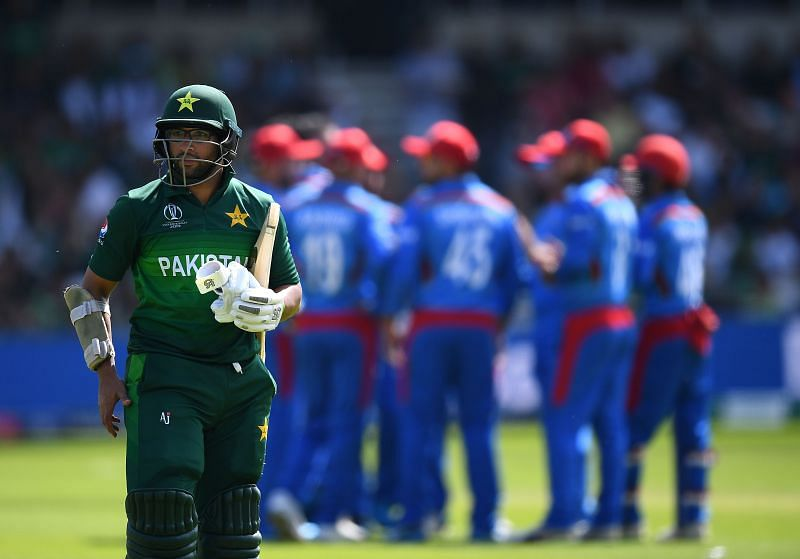 Pakistan last played against Afghanistan in the 2019 World Cup