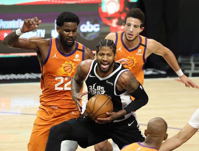 Phoenix Suns vs LA Clippers - Game Three