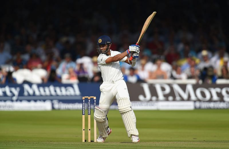 Rahane at his sublime best at the Lords