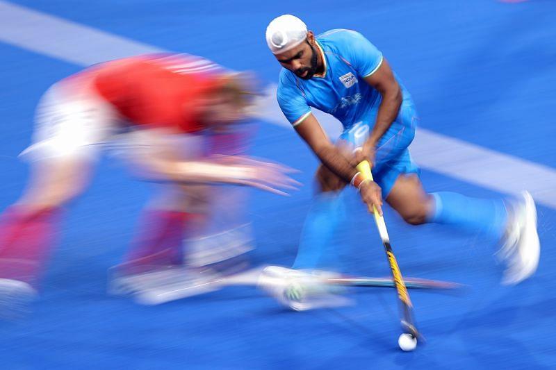 Hockey - Olympics: Day 9 - India beat Great Britain 3-1