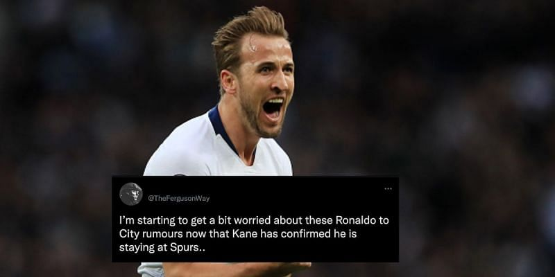 Harry Kane has decided to stay at Tottenham Hotspur this summer