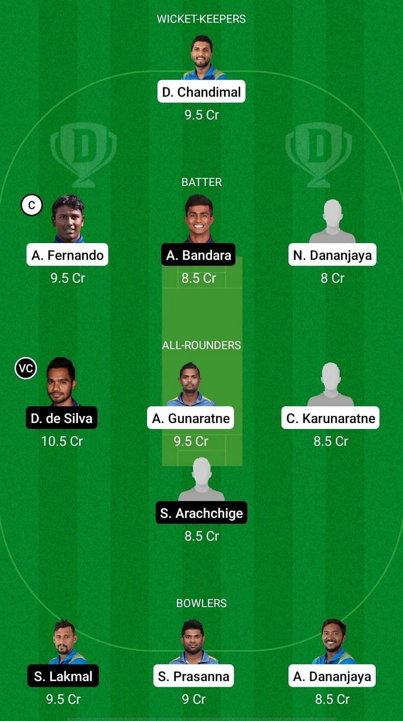 SLRE vs SLBL Dream11 Prediction – Sri Lanka Invitational T20