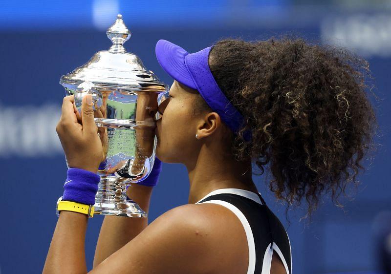 Naomi Osaka has won the US Open twice already