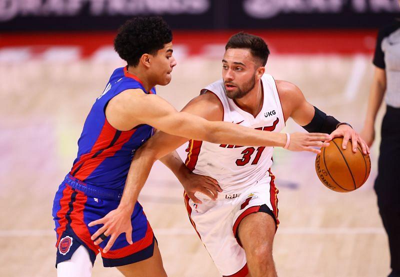 Miami Heat guard Max Strus