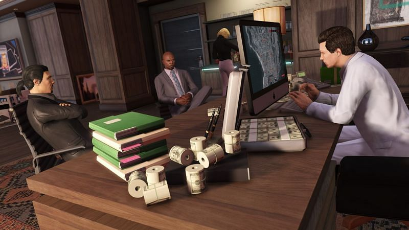 GTA 5 continues to sell like hotcakes despite being nearly a decade old (Image via Rockstar Games)