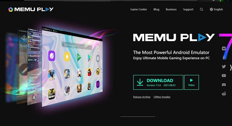 MEmu Play can also be used (Image via MEmu Play)