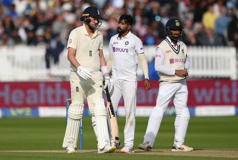 England v India - Second LV= Insurance Test Match: Day Five