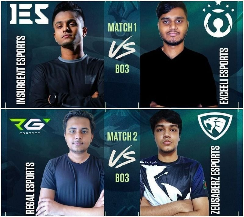 Valorant Conquerors Championship Bangladesh Qualifier Semi-Final Results (Image via Nodwin Gaming)