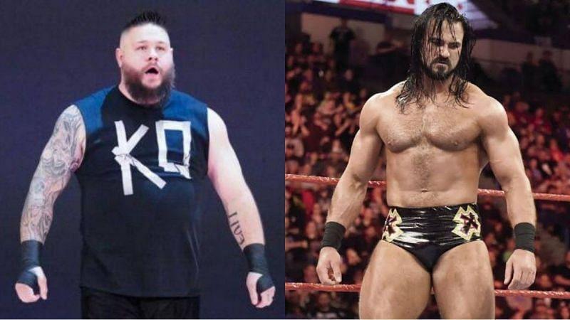 WWE सुपरस्टार्स केविन ओवेंस और ड्रू मैकइंटायर को अगले ड्राफ्ट में दूसरे ब्रांड में जाना पड़ सकता है