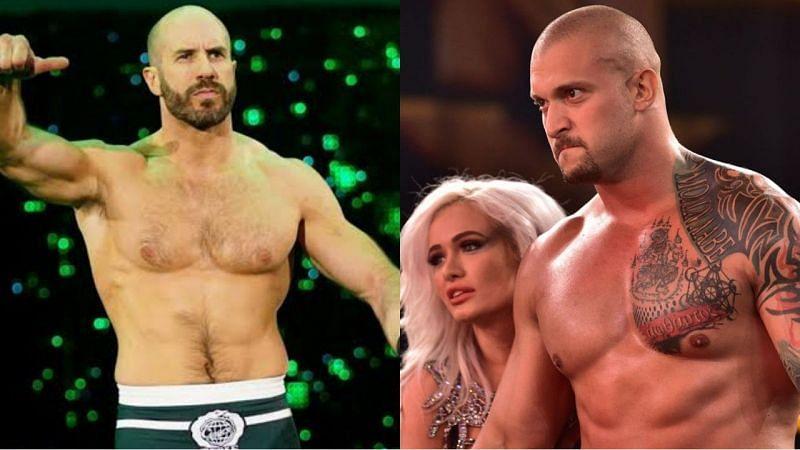 सिजेरो और कैरियन क्रॉस को WWE में बेहतर बुकिंग की जरूरत है
