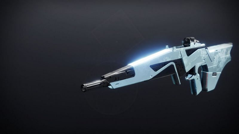 The Legendary Pulse Rifle, Darkest Before (Image via Bungie)