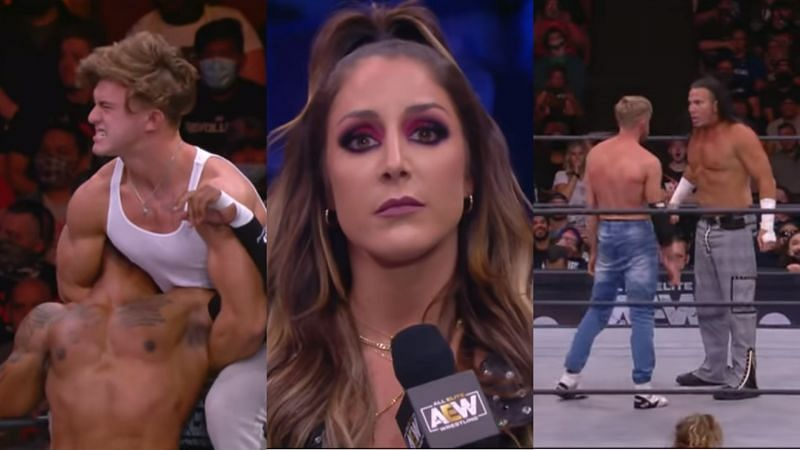 AEW Dark featured seven matches in a loaded card.