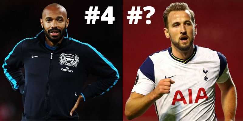 Henry and Kane have scored multiple hat-tricks in a single season