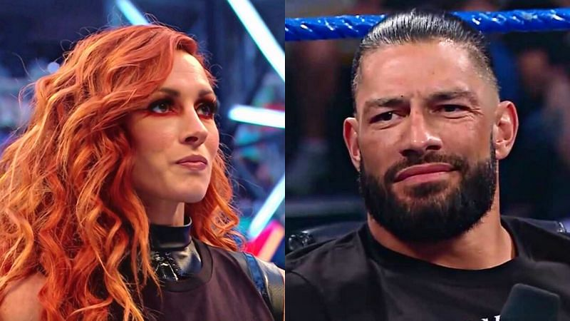 Becky Lynch and Roman Reigns will be SmackDown's top heels moving forward.