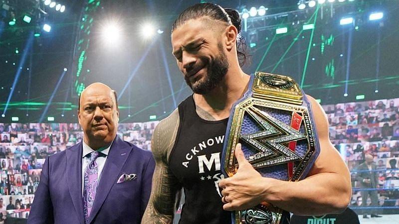 WWE यूनिवर्सल चैंपियन को लेकर बड़ी प्रतिक्रिया